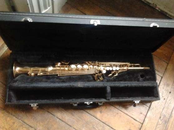 Saxophone Soprano Jupiter