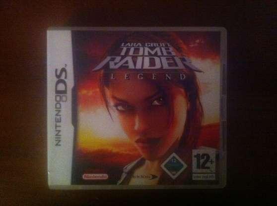Jeux DS Tomb Raider