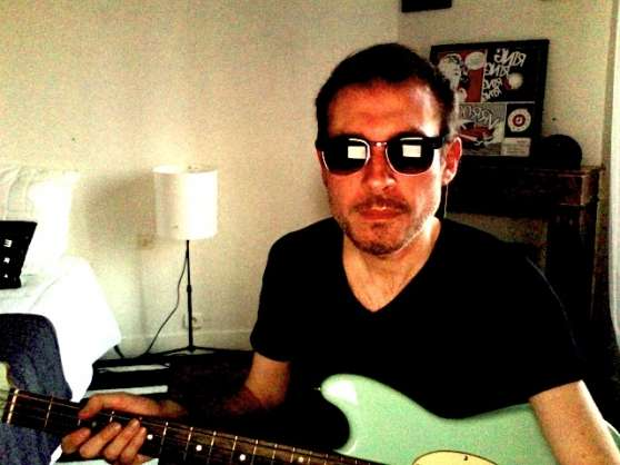 Cours de guitare paris & RP