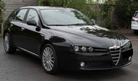Alfa Romeo 159 1.9 JTDM 2008, 80 000 km