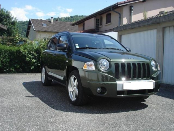 jeep compass 2 0 crd auto jeep hirson reference aut. Black Bedroom Furniture Sets. Home Design Ideas