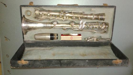 Annonce occasion, vente ou achat 'clarinette H.paradie de l\'opera de paris'