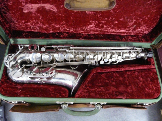 Saxophone Alto Selmer Mark VI 1956