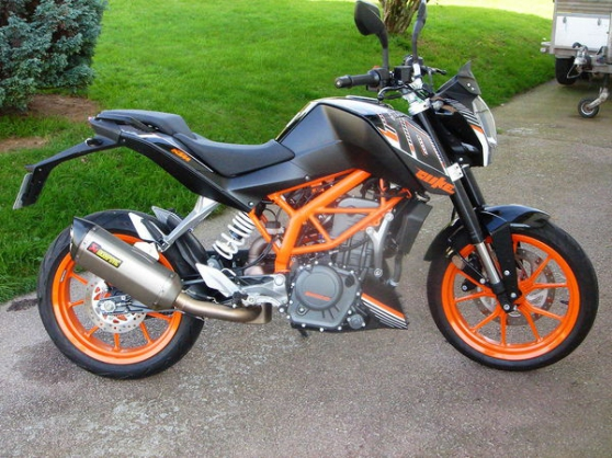 Annonce occasion, vente ou achat 'MOTO KTM'