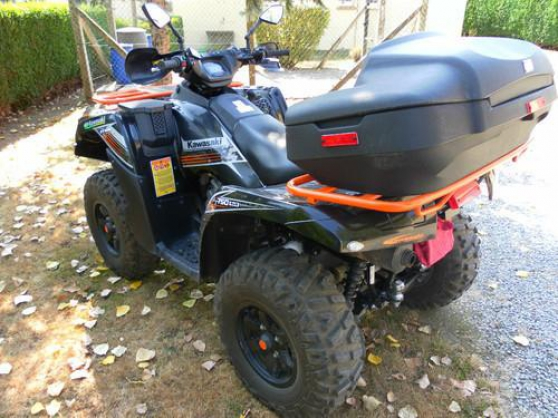Quad Kawasaki Homologuè 2012