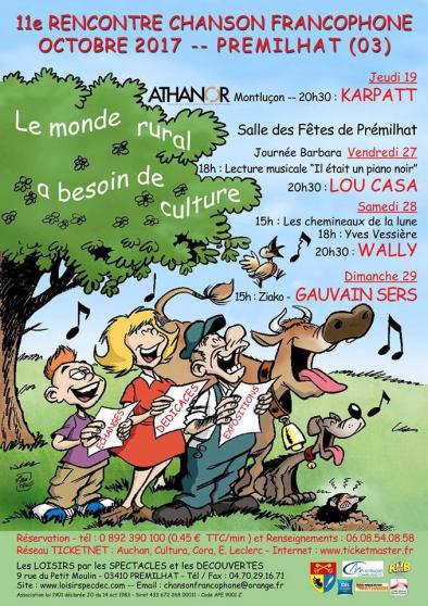 festival - Annonce gratuite marche.fr