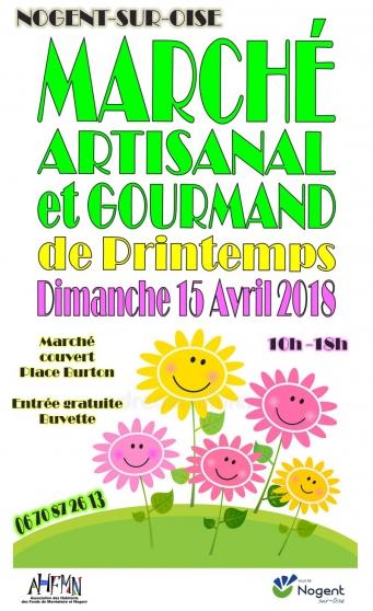 marché artisanal et gourmand ahfmn - Annonce gratuite marche.fr