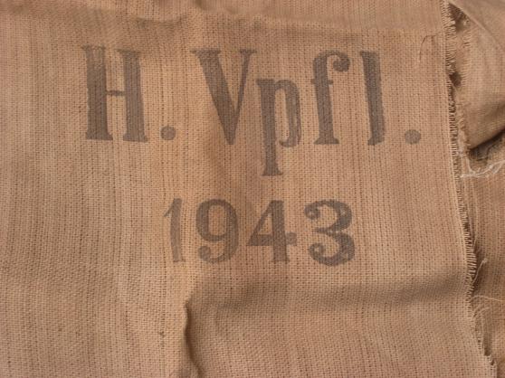 sac a patate 1943 - Annonce gratuite marche.fr