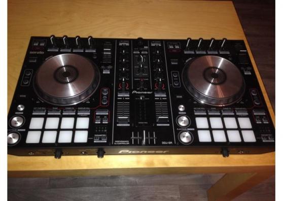 Platine Pioneer DJ SR