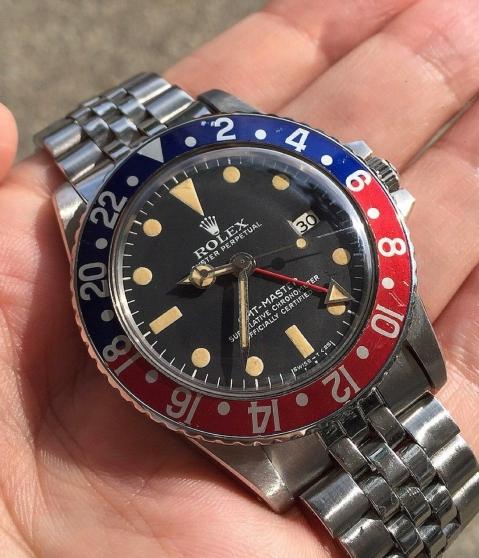 Annonce occasion, vente ou achat 'Rolex gmt 1675'