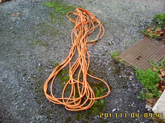 rallonge électrique 24/25 mètres à noailhac - Annonce gratuite marche.fr