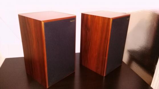 Harbeth M30.1 avec boîtes d'origine