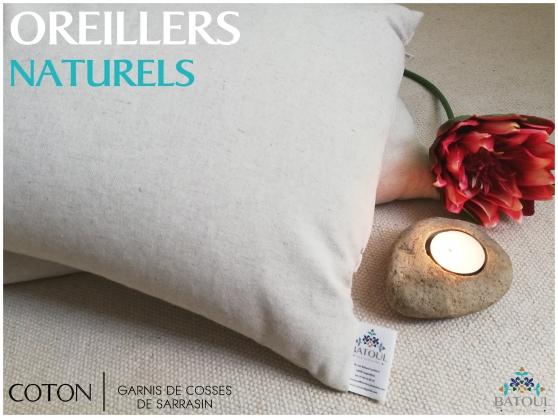 """oreiller """"bien-être"""" naturel - Annonce gratuite marche.fr"""