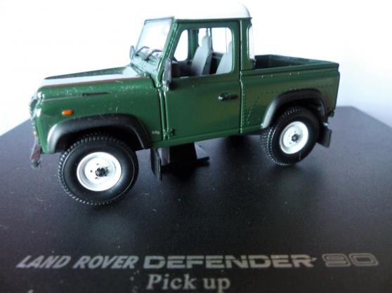 land rover defender 90 pick up UH