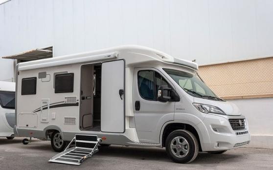 Camping car PMR Handicap
