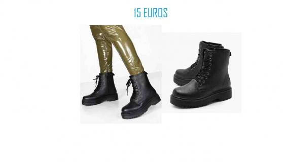 chaussures chez alixe fashion