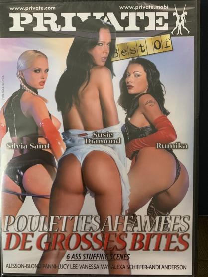 DVD NEUF-Affamées de grosses bites