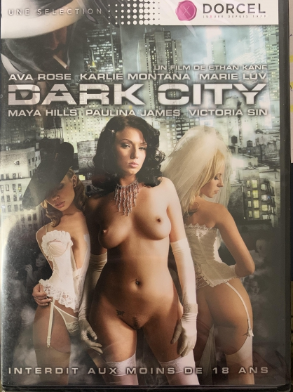 DVD NEUF - DARK CITY