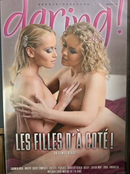 DVD NEUF - Les filles d'à côté !