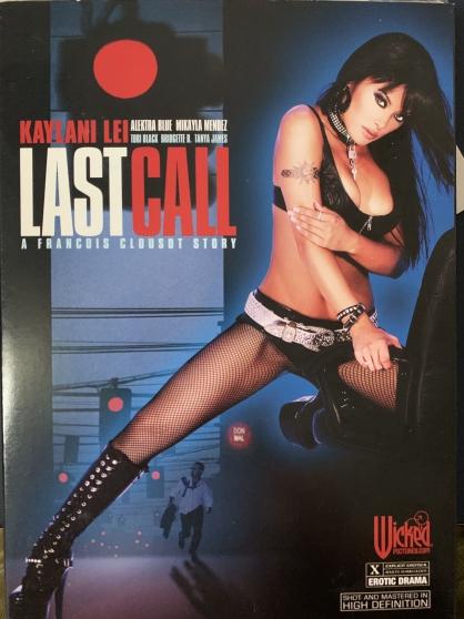 DVD NEUF - Kaylani Lei Last Call