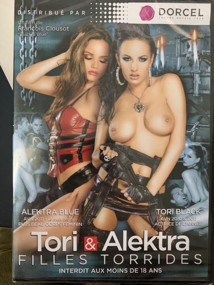 DVD NEUF - Filles Torrides