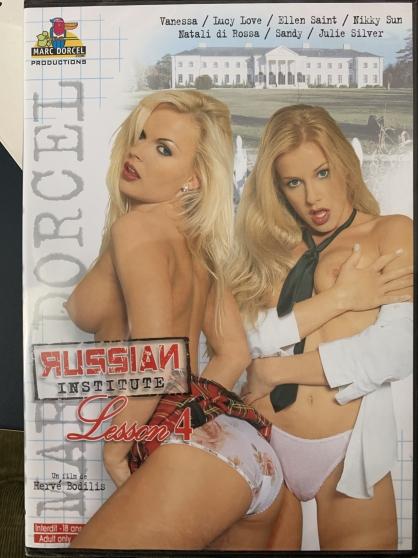 DVD NEUF - Russian Institute Lesson 4