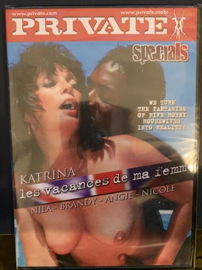 DVD NEUF - Les vacances de ma femme