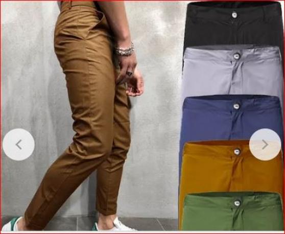 Annonce occasion, vente ou achat 'Lot de 5 Pantalons neufs pour hommes'