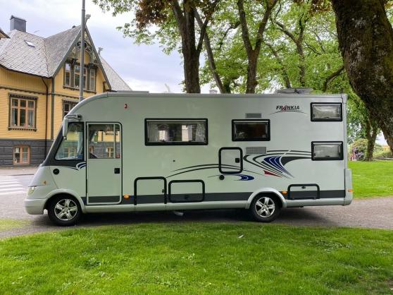 Annonce occasion, vente ou achat 'Camping-car Frankia 700 ED'
