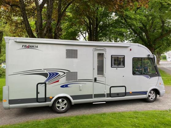 Camping-car Frankia 700 ED - Photo 2