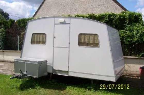 caravane pliante rapido de 1978 auve caravanes camping car caravanes pliantes ivry sur. Black Bedroom Furniture Sets. Home Design Ideas
