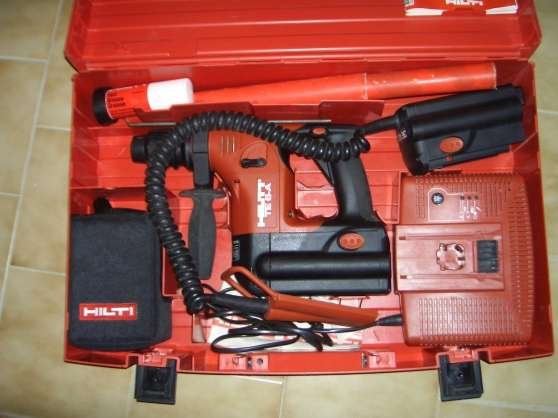 Perforateur hilti te 6 a professionnels outillage gigean for Code postal gigean