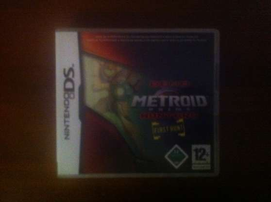 Jeux DS Metroid Prime First hunt