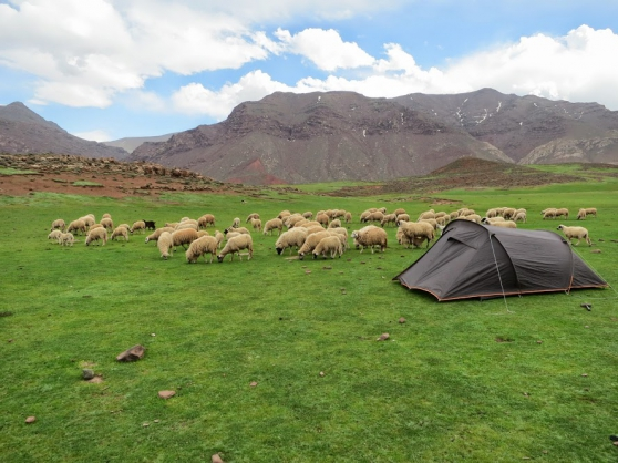 voyage et randonnée au maroc