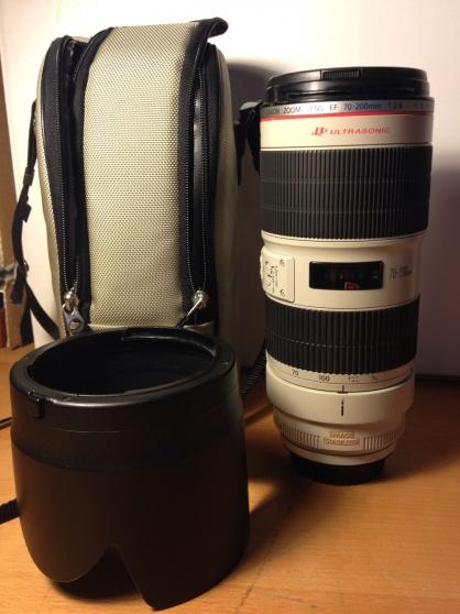 Canon EF 70-200 2.8 L IS II