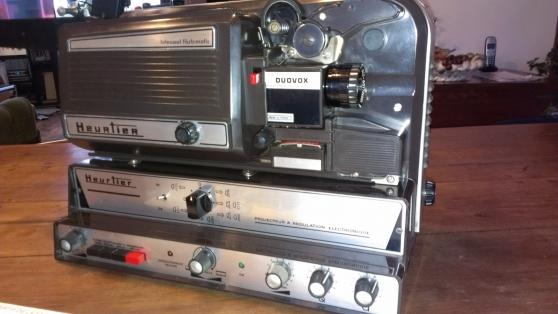 Heurtier Projecteur super 8 sonore