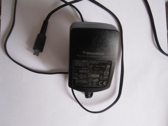 Chargeur de Blackberry bold