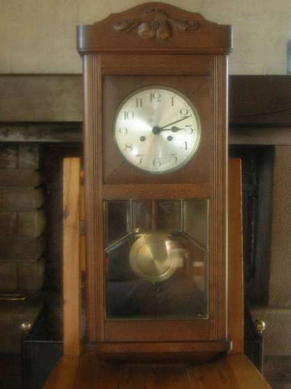 Annonce occasion, vente ou achat 'pendule ancienne'