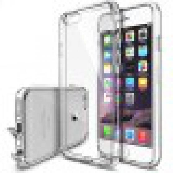 Etui Gel Silicone semi rigide iphone 6