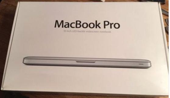 MacBook Pro Retina 15 pouces