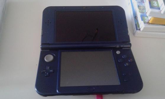 Annonce occasion, vente ou achat 'new nintendo 3DS XL'
