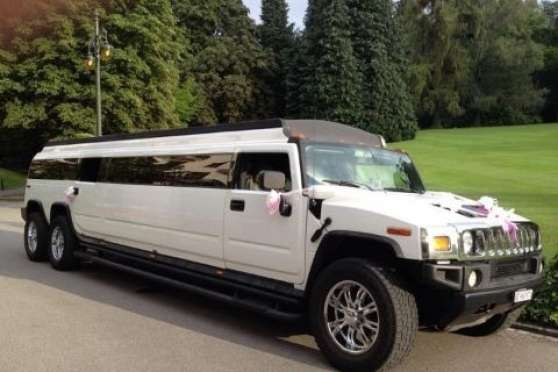 loue hummer et chrysler limousine