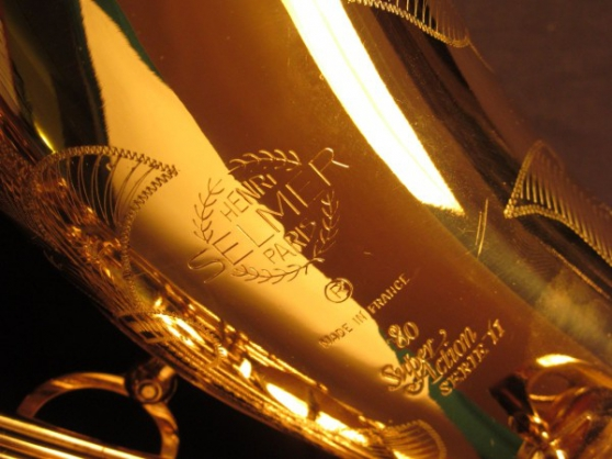 Annonce occasion, vente ou achat 'Super Action 80 Série IITenor Saxophone'