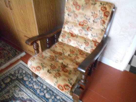 canape et deux fauteuils - Photo 2