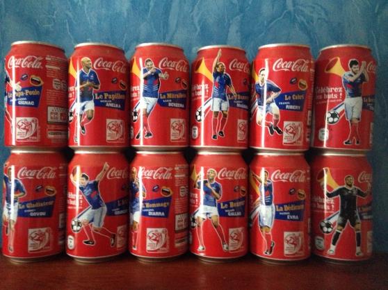 boite de coca cola - Annonce gratuite marche.fr