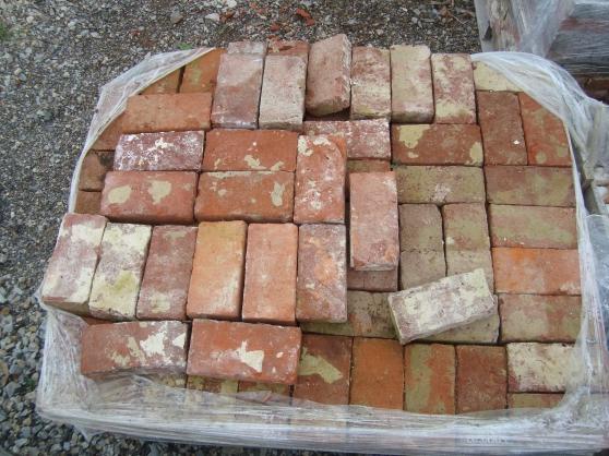 briques anciennes - Annonce gratuite marche.fr