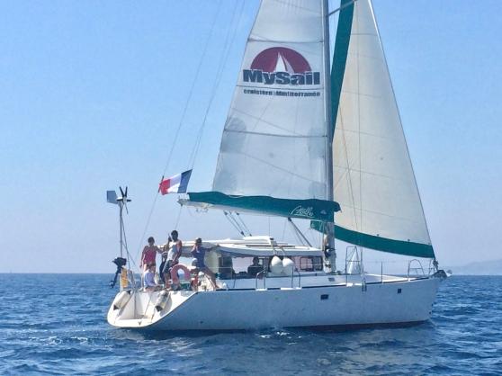 croisière  en voilier méditerranée - Annonce gratuite marche.fr