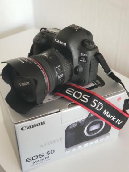 Canon eos 5d mark IVcouplé