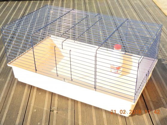 Cage metallique transport animaux - Photo 2