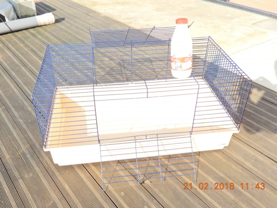 Cage metallique transport animaux - Photo 3